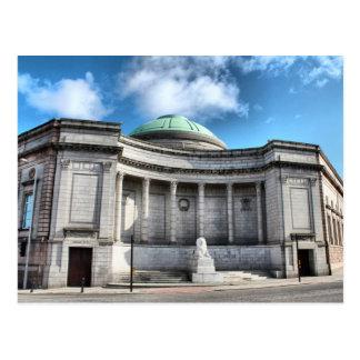 Aberdeen Scotland Postcard