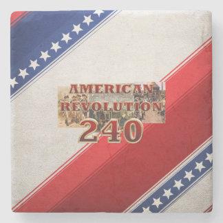 ABH American Revolution 240th Anniversary Stone Coaster