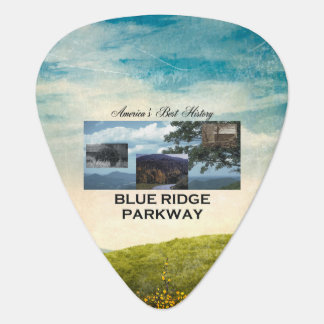 ABH Blue Ridge Parkway Plectrum