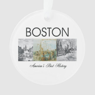 ABH Boston Ornament