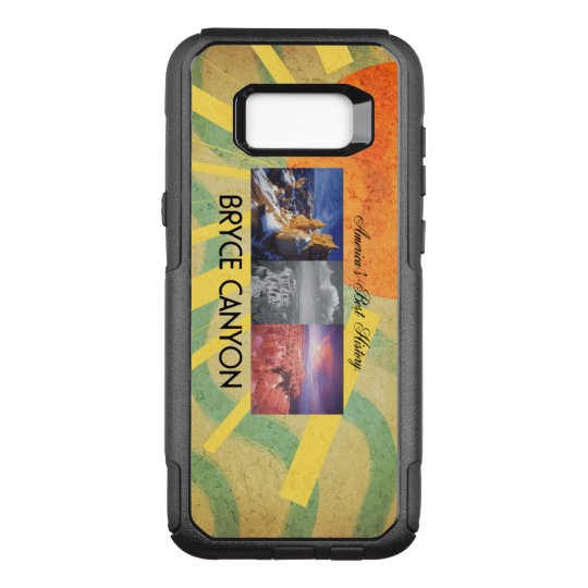 ABH Bryce Canyon OtterBox Commuter Samsung Galaxy S8+ Case