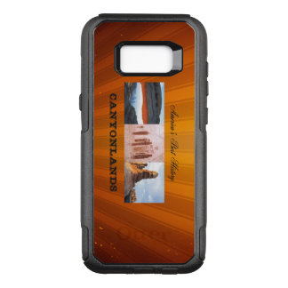ABH Canyonlands OtterBox Commuter Samsung Galaxy S8+ Case