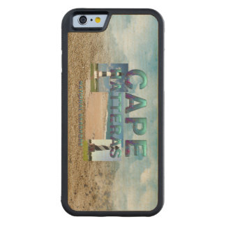 ABH Cape Hatteras Carved Maple iPhone 6 Bumper Case