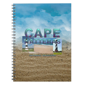 ABH Cape Hatteras Notebooks