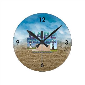 ABH Cape Hatteras Round Clock