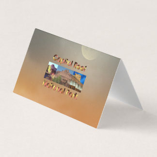 ABH Capitol Reef Business Card