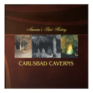 ABH Carlsbad Caverns Acrylic Print