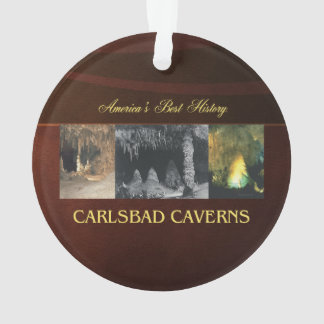 ABH Carlsbad Caverns Ornament