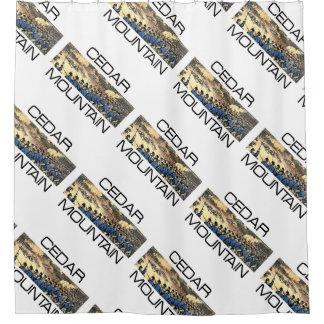 ABH Cedar Mountain/Brandy Station Shower Curtain