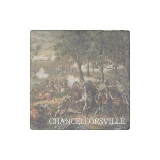 ABH Chancellorsville Stone Magnet