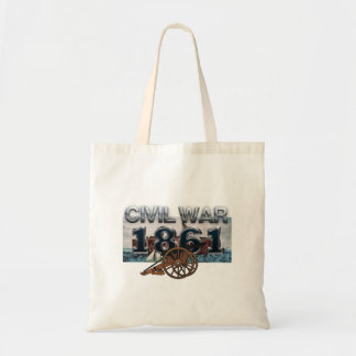 ABH Civil War 1861 Tote Bag