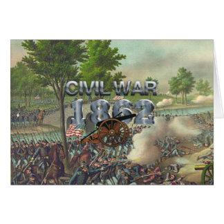 ABH Civil War 1862 Card