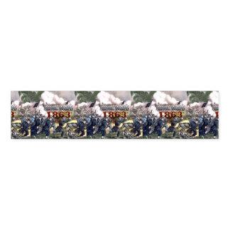 ABH Civil War 1863 Napkin Band