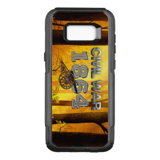 ABH Civil War 1864 OtterBox Commuter Samsung Galaxy S8+ Case