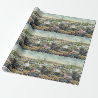 ABH Civil War Battlefield Preservation Wrapping Paper
