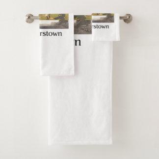 ABH Cooperstown Bath Towel Set