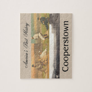 ABH Cooperstown Jigsaw Puzzle