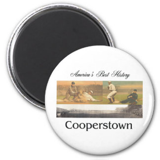 ABH Cooperstown Magnets