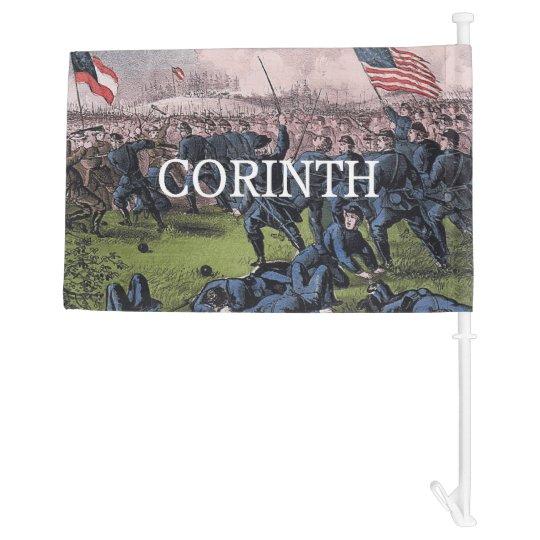 ABH Corinth Car Flag