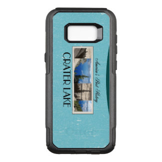 ABH Crater Lake OtterBox Commuter Samsung Galaxy S8+ Case