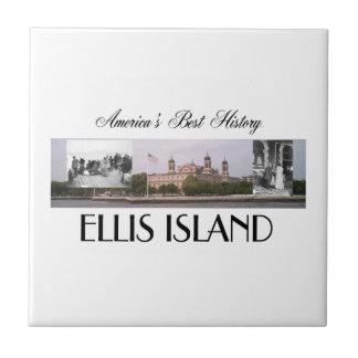 ABH Ellis Island Ceramic Tile