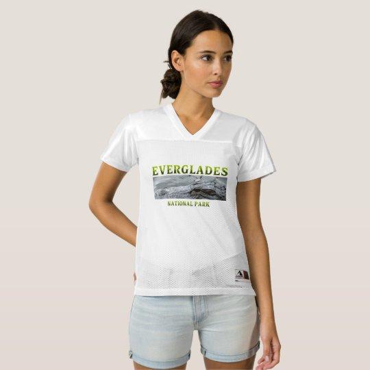 ABH Everglades Women's Football Jersey