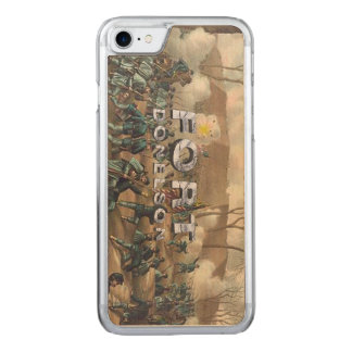ABH Fort Donelson Carved iPhone 8/7 Case