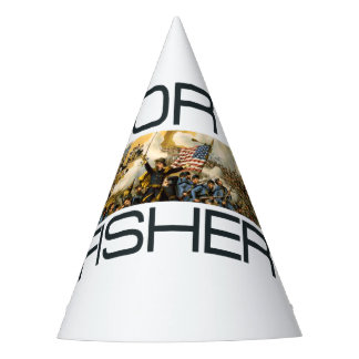 ABH Fort Fisher Party Hat