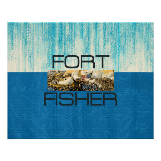 ABH Fort Fisher Poster