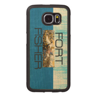 ABH Fort Fisher Wood Phone Case