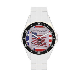 ABH Fort McHenry Watches