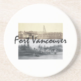 ABH Fort Vancouver Drink Coaster