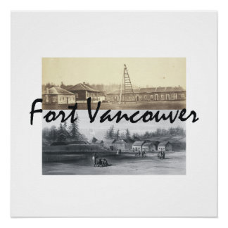 ABH Fort Vancouver Poster