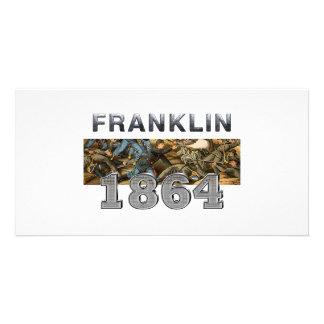 ABH Franklin Photo Greeting Card