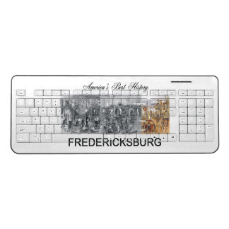 ABH Fredericksburg Wireless Keyboard