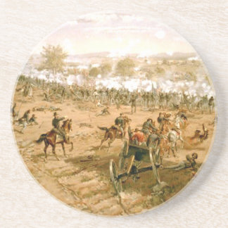 ABH Gettysburg Coaster