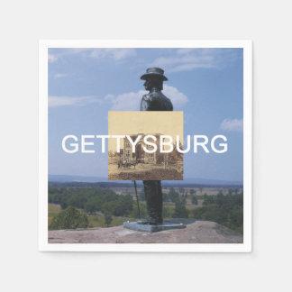 ABH Gettysburg Paper Serviettes