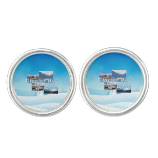 ABH Glacier Bay Cuff Links