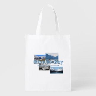 ABH Glacier Bay Reusable Grocery Bag