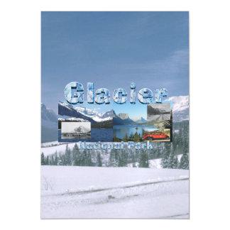 ABH Glacier Magnetic Invitations