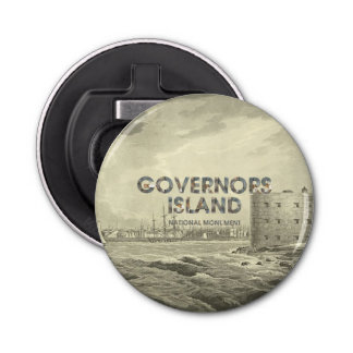 ABH Governors Island Bottle Opener