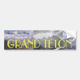 ABH Grand Teton Bumper Sticker