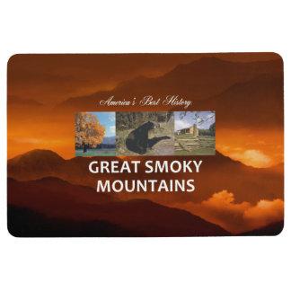 ABH Great Smoky Mountains Floor Mat