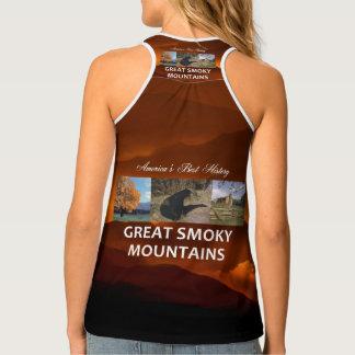 ABH Great Smoky Mountains Singlet