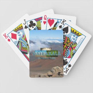 ABH Haleakala Bicycle Playing Cards