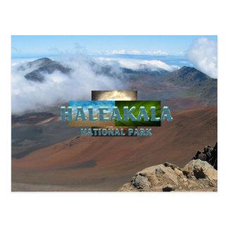 ABH Haleakala Postcard