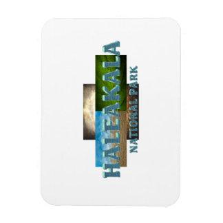 ABH Haleakala Rectangular Photo Magnet
