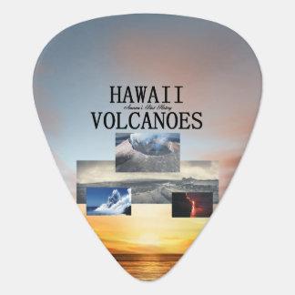 ABH Hawaii Volcanoes Plectrum