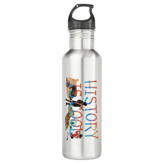 ABH History is Cool 710 Ml Water Bottle