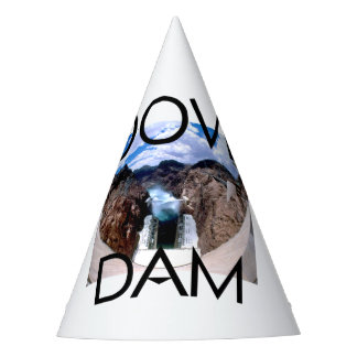 ABH Hoover Dam Party Hat